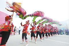 昆明宜良2014年旅游文化花街节启幕