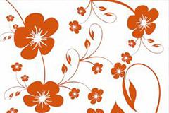 服饰图案艺术:花卉图案