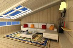 低矮住房运用装饰布置技巧