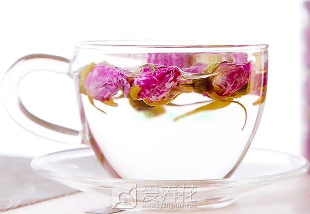 玫瑰花的功效图片